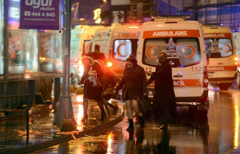 Photo of Kτύπημα με 39 νεκρούς στη Τουρκια.Ντυμένος Αι Βασίλης ο δράστης