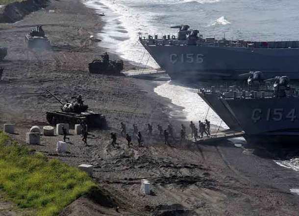 Photo of Σε κινητικότητα οι Τούρκοι για εισβολή σε νησί από τα 17 που θεωρεί δικά της.Σε συναγερμό στο ΓΕΕΘΑ