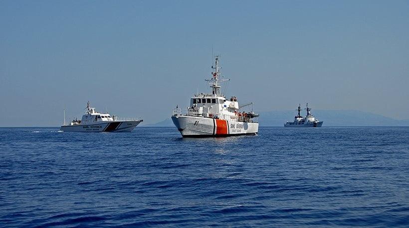 Photo of Aναπάντητη πρόκληση των Τουρκων.Τρεις ακταιωροί αγκυροβόλησαν στη νησο Παναγια για μιση μέρα!!!!