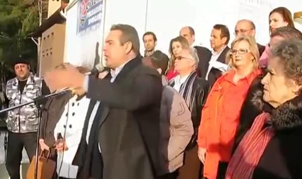 Photo of Όταν ο Καμμένος φώναζε για τους Rothschild
