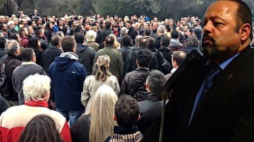 "Photo of Απειλούν με δολοφονίες οι οπαδοί του Σωρρα:""Πήραν τηλέφωνο τον Θάνατο τους""!!!!"