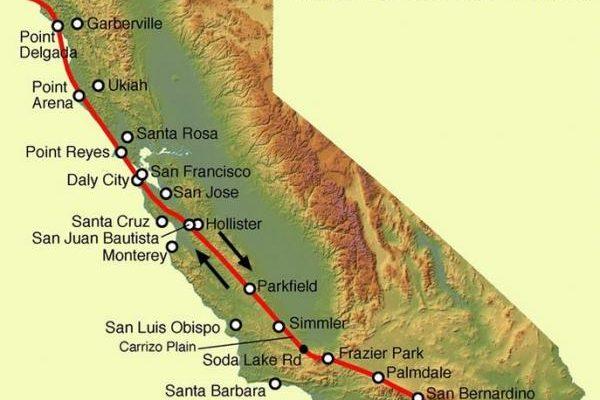 "Photo of ""Bλέπουν"" μεγάλο σεισμο και πλημμύρες στην Καλιφόρνια"