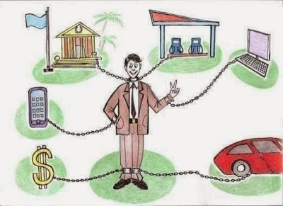 Photo of H μεγαλύτερη απατη τραπεζικών-πολιτικών που ο σύγχρονος δούλος δεν λεει να καταλάβει…