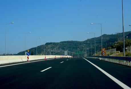 Photo of Παραδίδεται μεγάλο μέρος της Ολυμπίας οδού με 12 σήραγγες από Ρίο προς Αίγιο  και αντίστροφα (video)