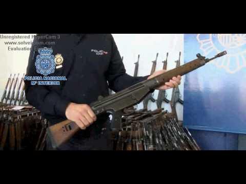 Photo of Xιλιάδες οπλα στην Ευρώπη  απέστειλαν στους Ισλαμιστες