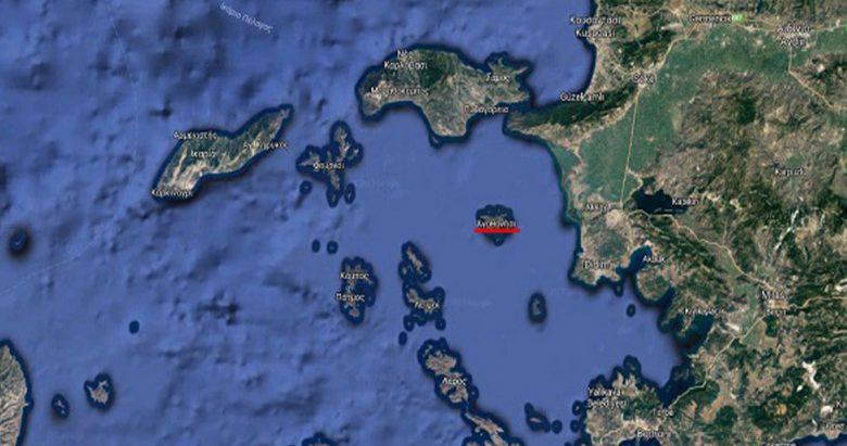 Photo of Αναπάντητη προκληση των Τουρκων.Περικύκλωσαν το Αγαθονήσι με πολεμικά πλοία και ο Καμένος έπαιζε μπαγλαμα!!!