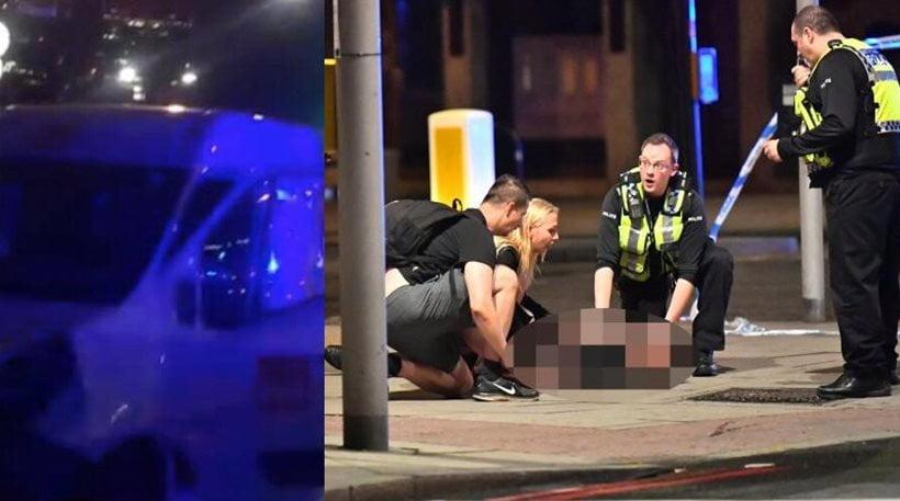 Photo of Τριπλή τρομοκρατική επίθεση ισλαμιστών με φορτηγό και μαχαίρια στο Λονδίνο – 6 Νεκροί και δεκάδες τραυματίες