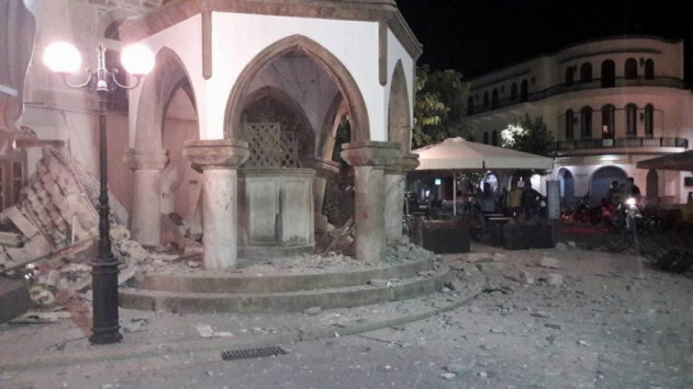 Photo of Ξημερώματα 6,4 ρίχτερ στη Κω με δυο νεκρούς και 100 τραυματίες…