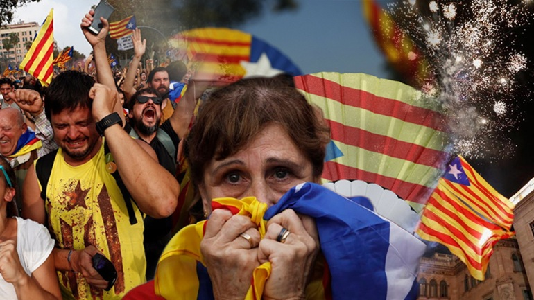 Photo of Οι Καταλανοί κυρηξαν την ανεξαρτησία τους…Εμφύλιος ?