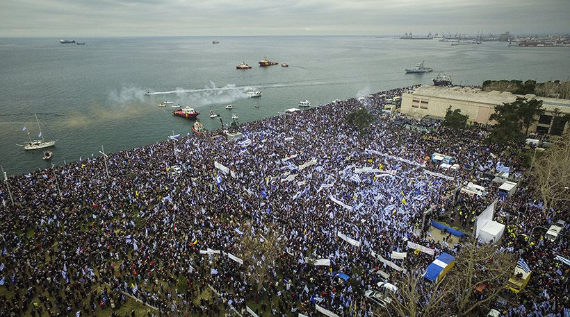Photo of Κυβερνητική αμηχανία από το λαϊκό ξεσηκωμό για τη Μακεδονία