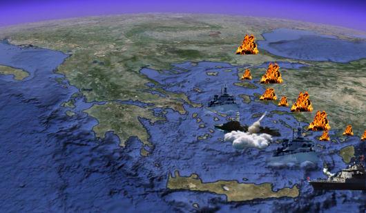 Photo of Ναυτικός αποκλεισμός της Κύπρου απο την Τουρκία.Σε ετοιμότητα οι Ενοπλες δυνάμεις της Χώρας…