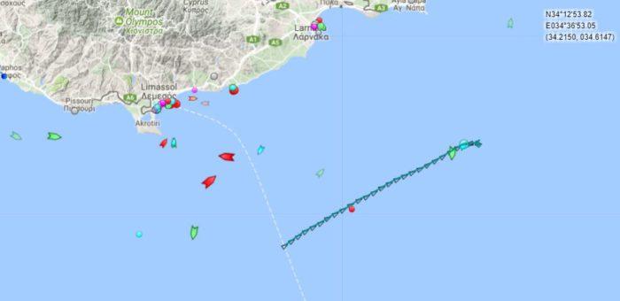 Photo of Υπό τουρκική «ομηρεία» παραμένει το κυπριακό γεωτρύπανο -Σπεύδει η Φρεγάτα «Λήμνος» μαζί με γαλλικό πλοίο και υποβρύχια