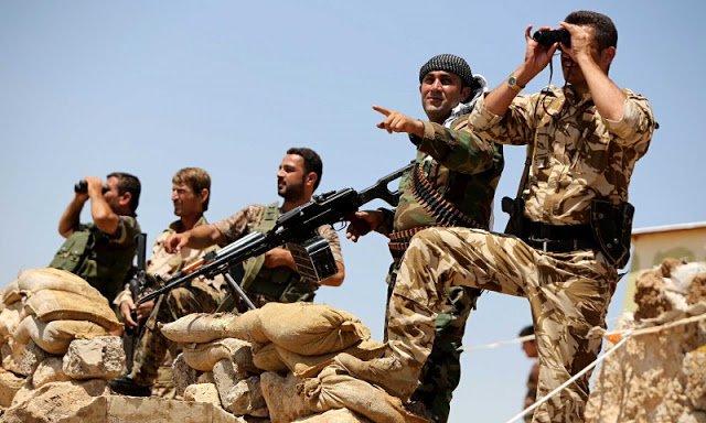 Photo of Oι Κούρδοι επέστρεψαν στην Αφριν  και σκορπούν τον θάνατο στους Τούρκους..