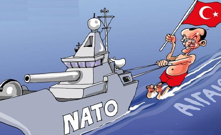 Photo of ΝΑΤΟ: «Να Τα Βρείτε Μόνοι Σας Για Το Θέμα Των Δύο Ελλήνων Στρατιωτικών – Η Τουρκία Είναι Πολύτιμος Σύμμαχος»