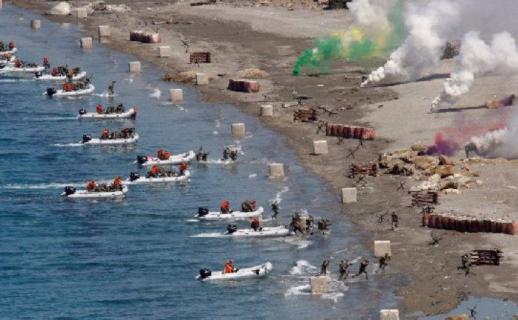 Photo of Η Τουρκία απο σήμερα κάνει ασκήσεις με αποβατικά και τους πεζοναύτες…Συναγερμός στις δικές μας δυνάμεις..