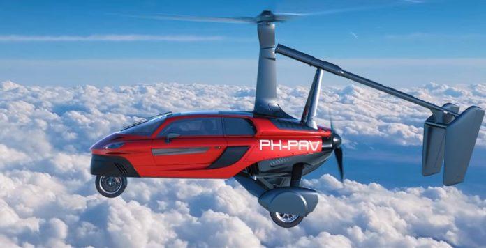 Photo of Δείτε το πρώτο ιπτάμενο αυτοκίνητο….(video)