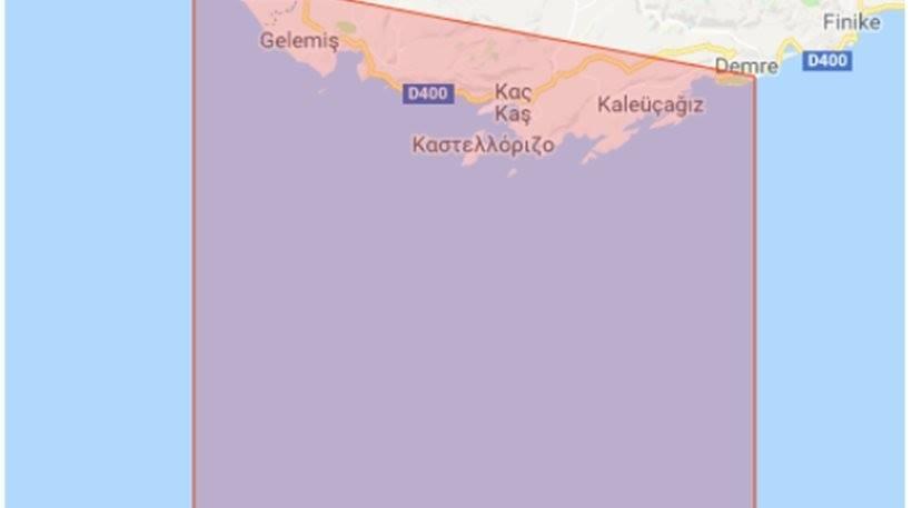 Photo of Νεα πρόκληση..οι Τούρκοι εξέδωσαν navtex δεσμεύοντας έδαφος μας(Καστελόριζο)!!!…