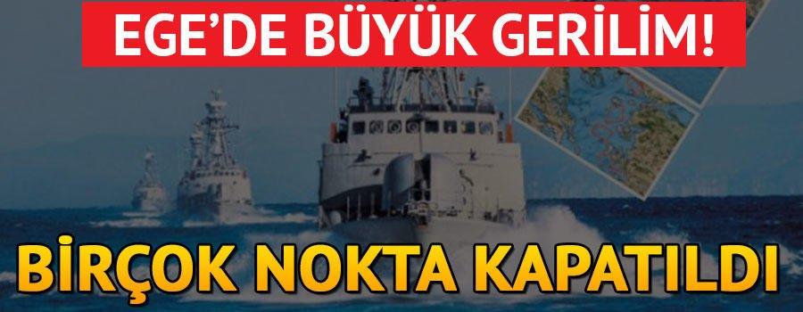 Photo of Hürriıyet – Έρχεται μεγάλη πολεμική κρίση στο Αιγαίο