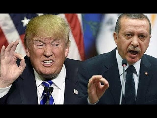 Photo of O Eρντογάν απειλει τις ΗΠΑ και ζητα να αποχωρησουν απο την ΑΟΖ Κύπρου. Τραμπ : Αν τολμάτε ελάτε αλλα πάρτε και τον Αλλάχ μαζί σας