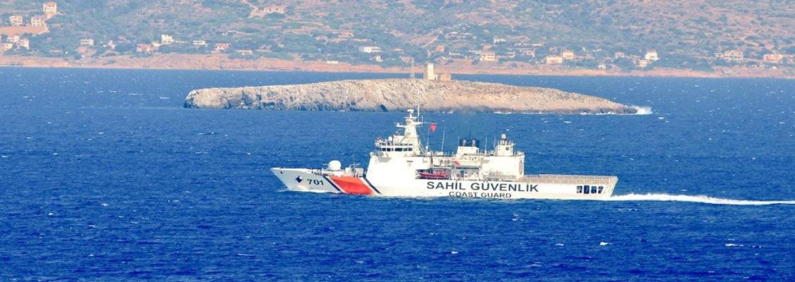 Photo of Σκάφος της Τουρκικής Ακτοφυλακής προσπάθησε να εμβολίσει το σκάφος 611 του Λιμεναρχείου της Χίου