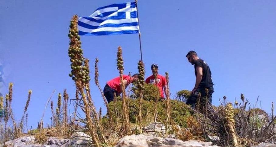 Photo of Νεα πρόκληση ο Γιλντιρίμ δηλώνει οτι οι Τουρκοι κατεβασαν την Ελληνική σημαία απο τη Νήσο Ανθρωποφάγους!!