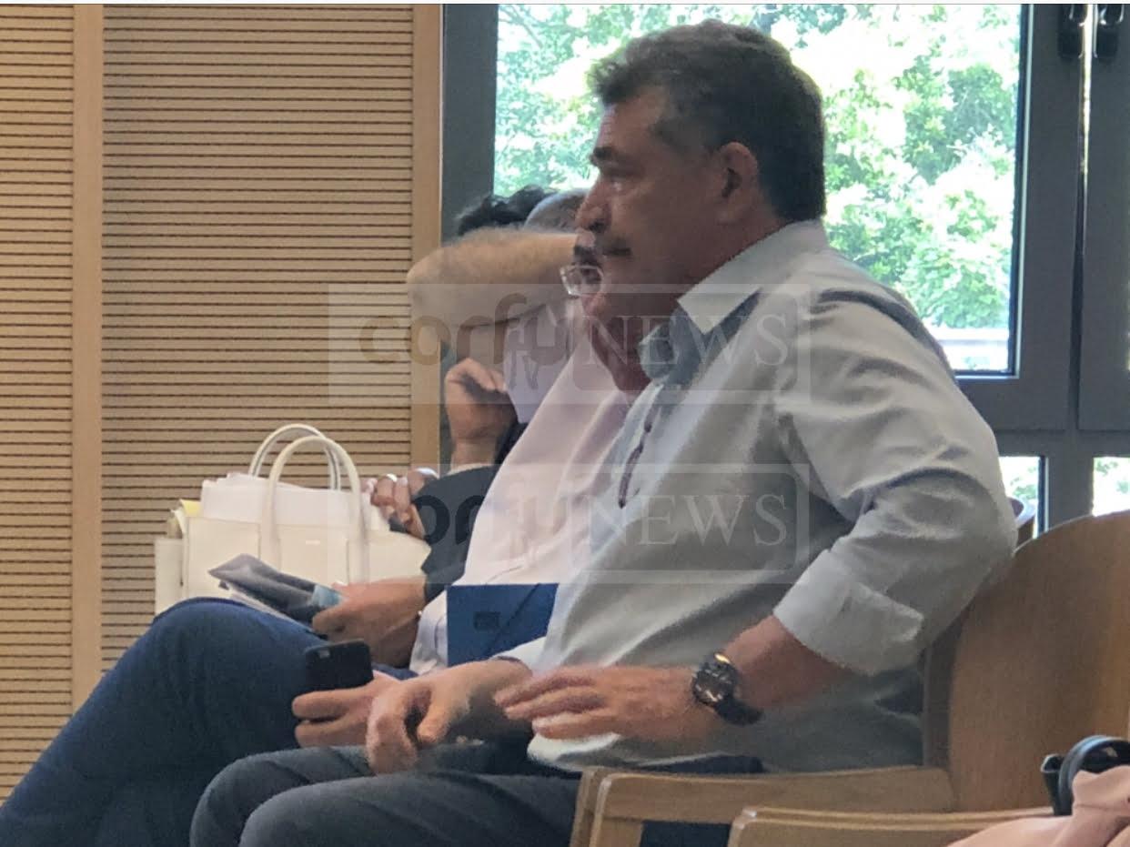 Photo of Στο σκαμνί ο Δήμαρχος Κέρκυρας. Ζήτησε αναβολή.Την Πέμπτη  ξανά στη θέση κατηγορούμενου