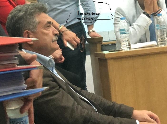 Photo of Τι ειπε το ΠΑΙΝΤΙ για τα σκουπίδια στην απολογία του