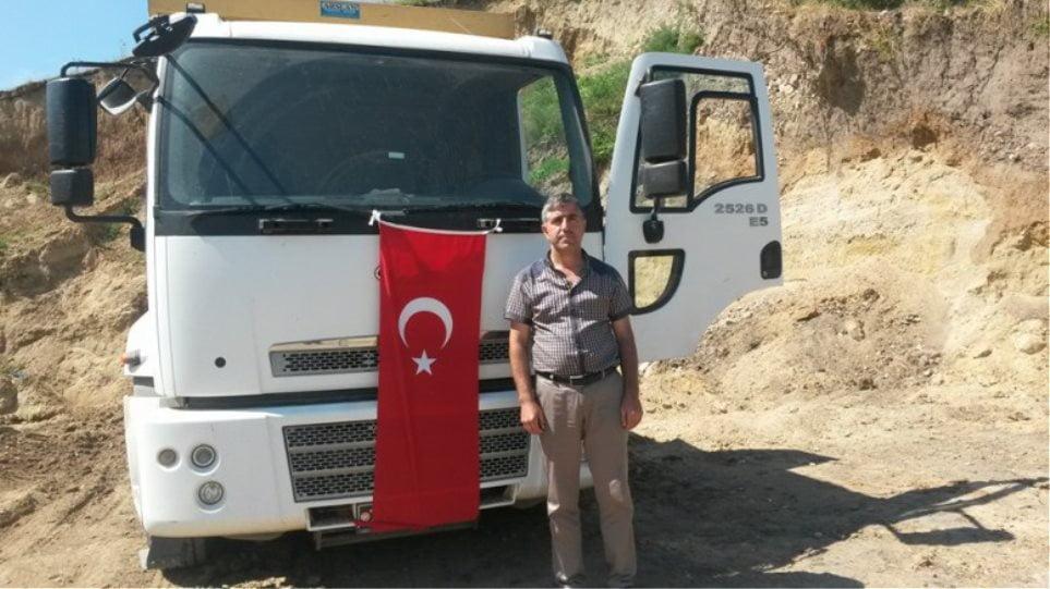 Photo of Toύρκος (Υπάλληλος του Δήμου Ανδριανούπολης) πέρασε τα σύνορα και συνελήφθη