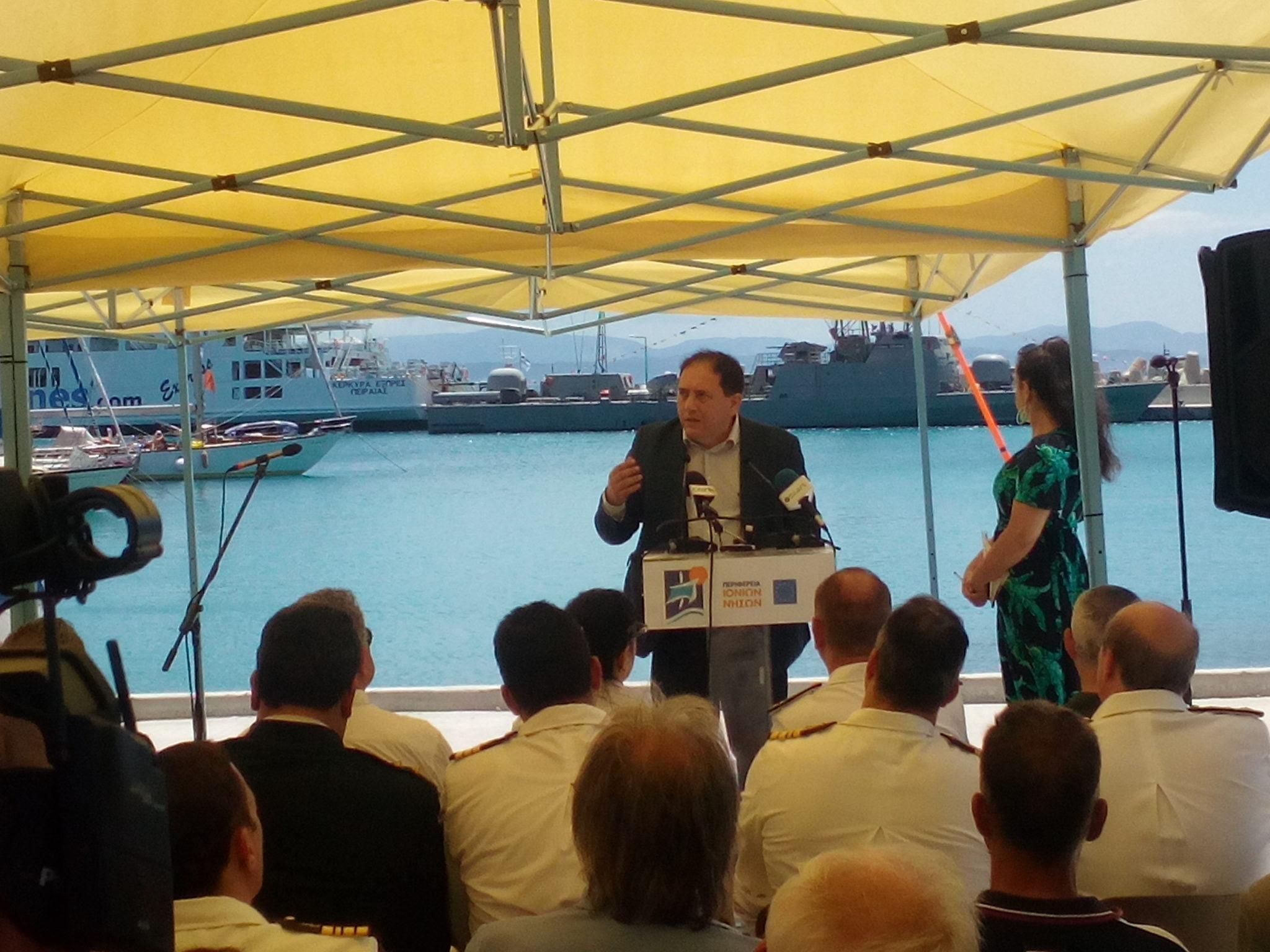 Photo of Στην ζωή μας και στο δρομο μας το νεο λιμάνι της Ερείκουσας…Ολοκληρώθηκαν τα εγκαινια.