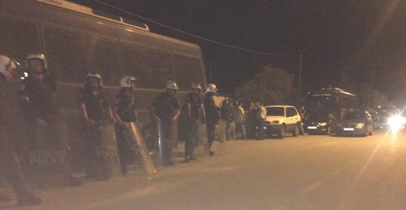 Photo of Η δυσφήμιση της Κέρκυρας με τα ΜΑΤ και τις απαγορεύσεις μετακινήσεων…Κατάλυση της Δημοκρατίας-Πορεία τη Παρασκευή απο Λευκίμμη στη Κέρκυρα.