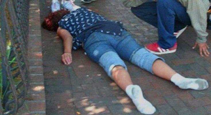 Photo of Χαροπαλεύει μια γυναίκα  από κτυπήθηκε  από τις δυνάμεις ασφαλείας του Τσίπρα.4 VIDEO
