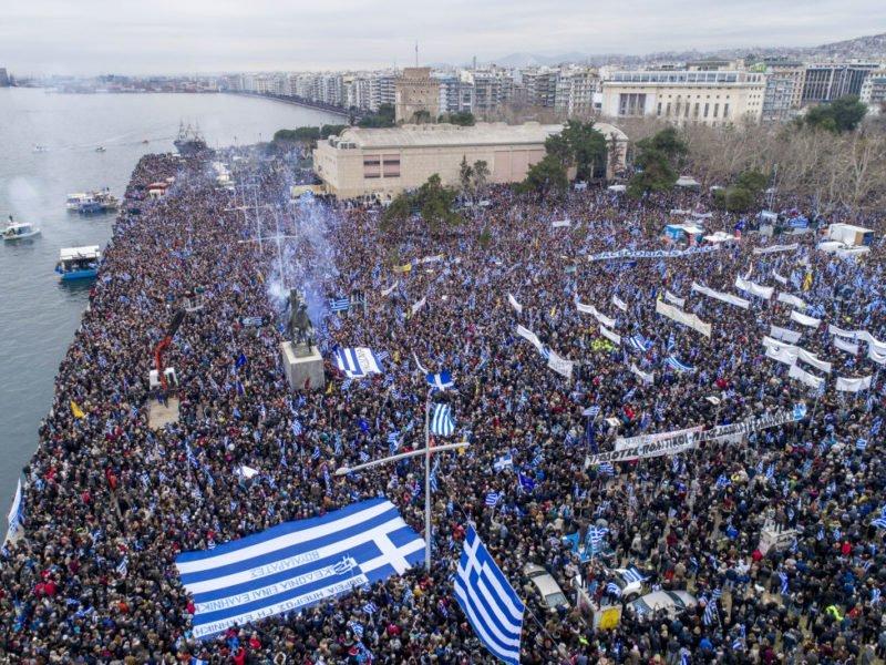Photo of Σε Αθήνα και Θεσσαλονίκη συλλαλητήρια για τη Μακεδονία σήμερα