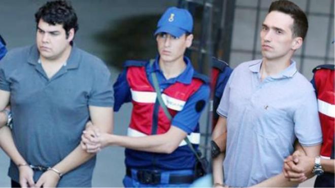 Photo of Επιστολή βόμβα της Αγκυρας—Δώστε μας τους 8 για να έχουν δίκαιη δίκη οι 2 Έλληνες στρατιωτικοί