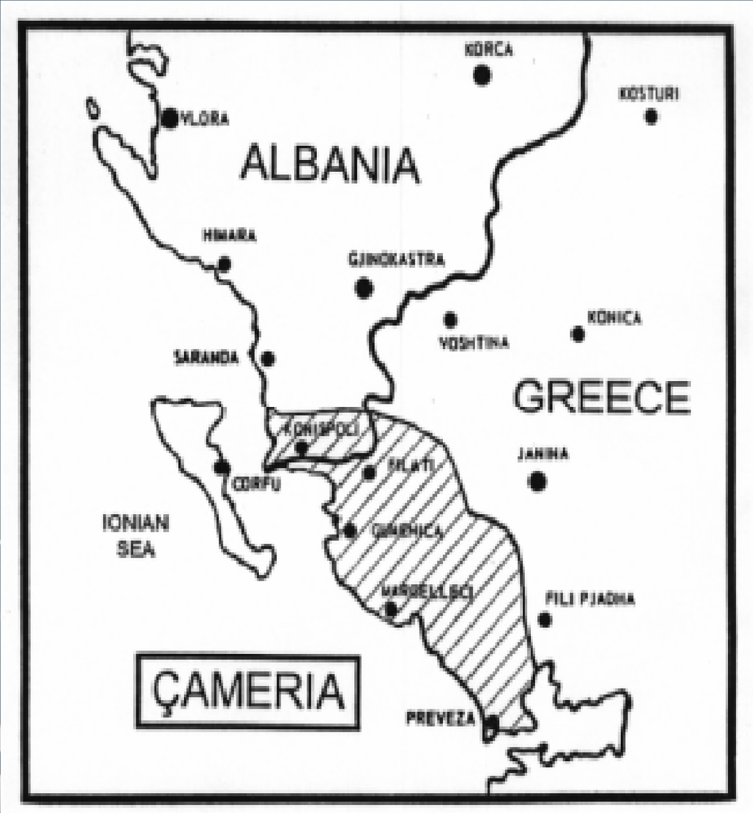 Photo of Ε.E και ΟΗΕ αναγνωρίζουν ανεξάρτητο Κράτος την ΤΣΑΜΟΥΡΙΑ εντός Ελλάδος με Τσιπρα να μιλά για αλλαγή συνόρων