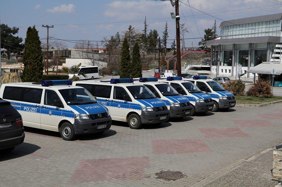 Photo of Γερμανικό αστυνομικό κλιμάκιο στο Κιλκίς για προστασία των …Σκοπίων; Έχουμε 'Εθνική Κυριαρχία ?