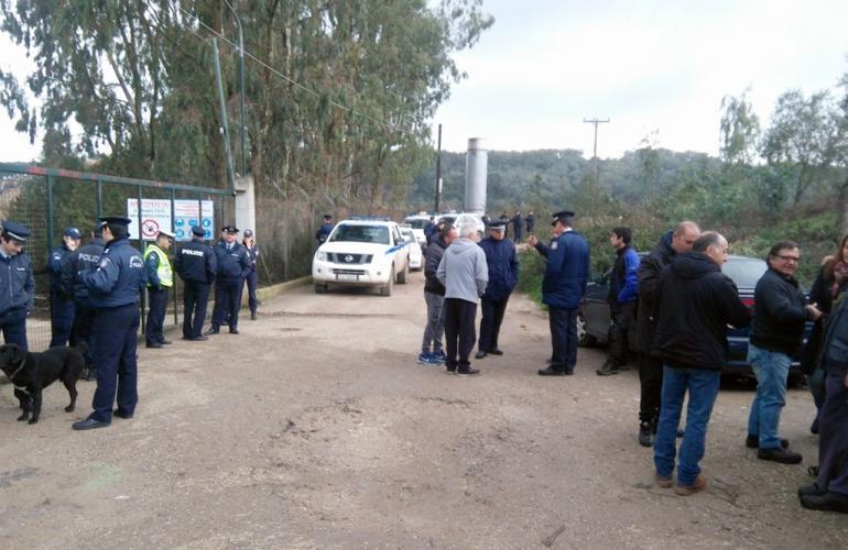Photo of Συνέλαβαν το 7μελες ΔΣ του συλόγου Τεμπλονίου που μπηκε στο ΧΥΤΑ Τεμπλονίου!!!