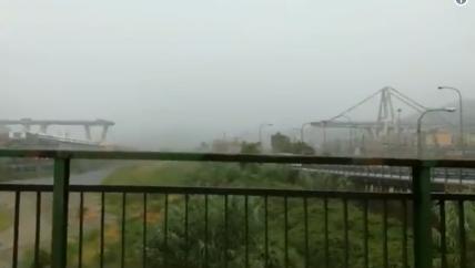 Photo of Τουλάχιστον 30 νεκροί από την κατάρρευση της γέφυρας στη Γένοβα(ΙΤΑΛΙΑ)