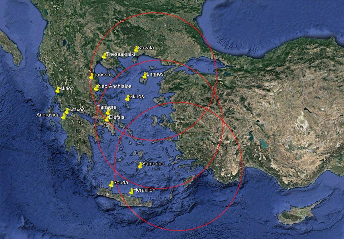 Photo of H Τουρκία στοχοποίησε Eλληνικές πόλεις με βαλλιστικούς πυραύλους ενόψει σύγκρουσης και στην ΑΟΖ