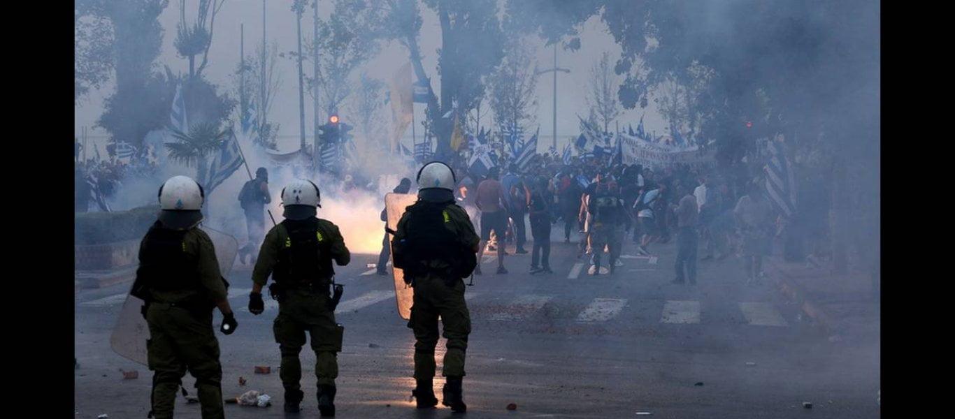 Photo of Φυγάδευσαν στην Αθήνα την διμοιρία των ΜΑΤ που αποκάλεσε τους Μακεδόνες «Βούλγαρους» παρά την εντολή να συλληφθούν!