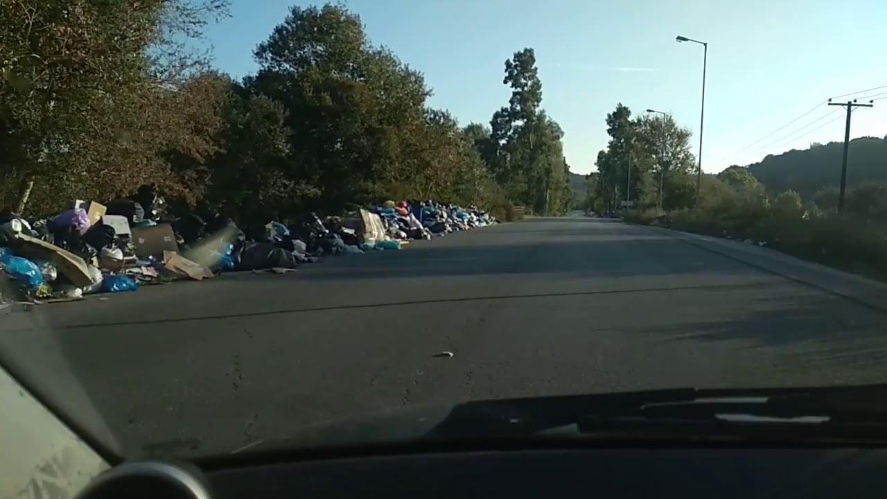 """Photo of H μακρύτερη Χωματερή δρόμου στο Βορρά .Ποιος θα σταματήσει τους """"εγκληματίες"""" της Κέρκυρας?"""