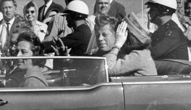 Photo of Σαν σήμερα: Η δολοφονία του Τζον Κένεντι και του Αμερικάνικου ονείρου