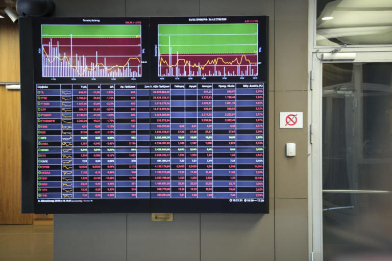 Photo of Βουτιά το Χρηματιστήριο…Ιστορικό χαμηλό για τις τράπεζες