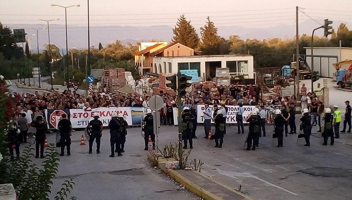 Photo of Διαδήλωση και διαμαρτυρία τη Τριτη στο ΔΣ της Κερκυρας..Να ανοίξει ο Δημόσιος δρόμος