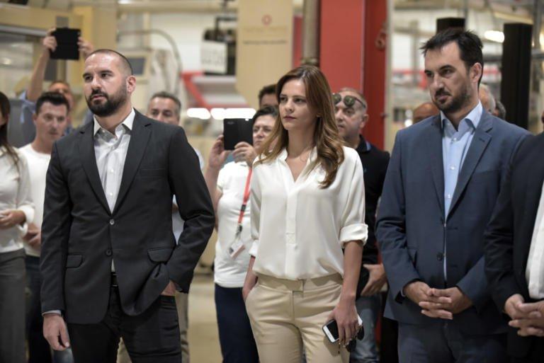 "Photo of Επιασε καβάλα το Φαλακρό Μπάρκουλη  η Αχτσιόγλου και η ""κυβέρνηση"" κλονίζεται…"