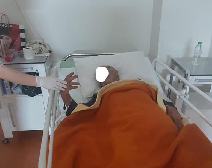 Photo of Το συστημα Υγείας του Πολάκη στο Νοσοκομείο Κερκυρας…Δεμένος στο κρεβάτι χωρίς φροντίδα!!!!