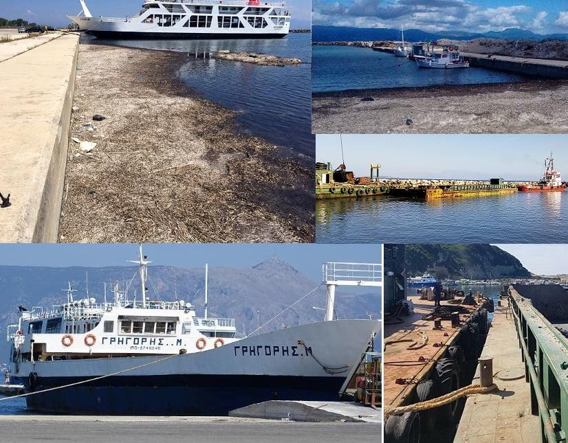 Photo of Ναυτικό ατύχημα στο Λιμάνι της Λευκίμμης..με υλικές ζημίες.Φερρυ μπόουτ έπεσε πάνω σε  ΜΠΛΟΚΙ χωρίς σήμανση!!!!