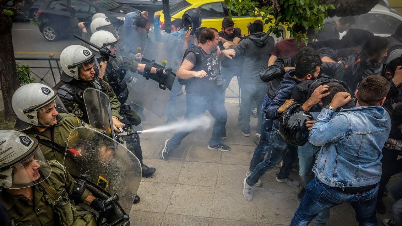 "Photo of ""Κυβερνούν"" με τα ΜΑΤ….."