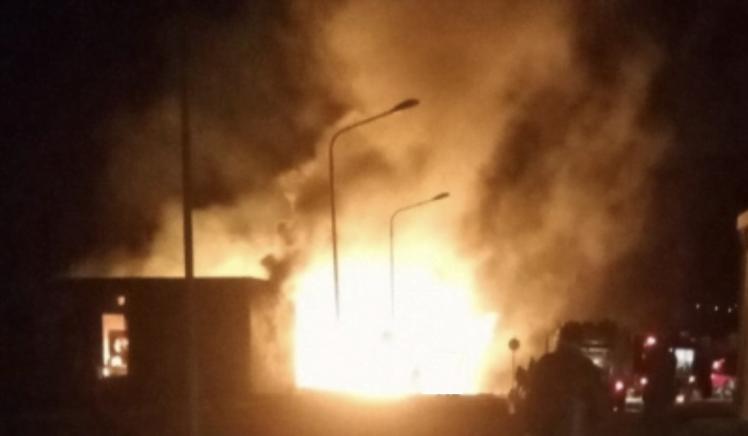 Photo of Eκαψαν οτι είχε απομείνει στο ΧΥΤΥ τα ξημερώματα…..