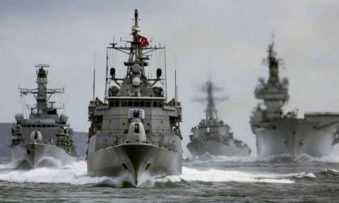 Photo of Στο Αιγαίο 102 τουρκικά πλοία σε πρόβα πολέμου