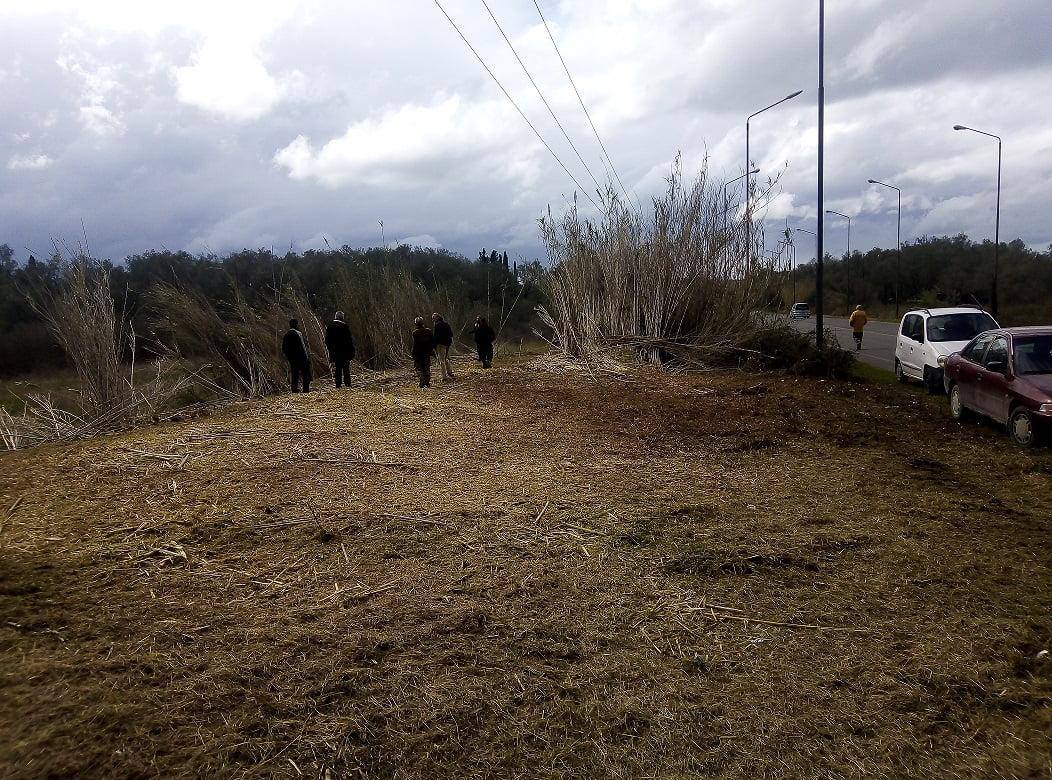 Photo of Νεο συλλαλητήριο στη Λευκιμμη για τον Μανωλη και κατα του ΧΥΤΥ..Νεα γωνιά ανακύκλωσης απο τους κατοίκους.
